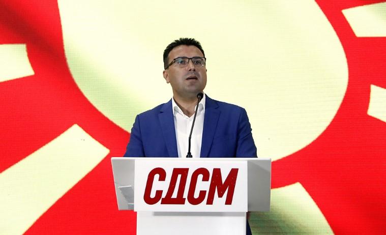 Βόρεια Μακεδονία: Τους πυλώνες της πολιτικής της νέας κυβέρνησης κατέθεσε ο Zaev