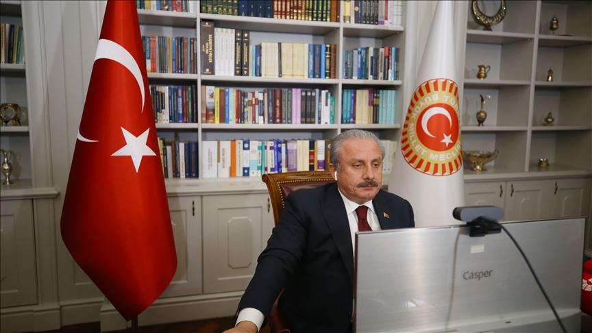 Τουρκία: Ορισμένα δυτικά κράτη βάζουν το συμφέρον πάνω από την ευσπλαχνία, δήλωσε ο Şentop