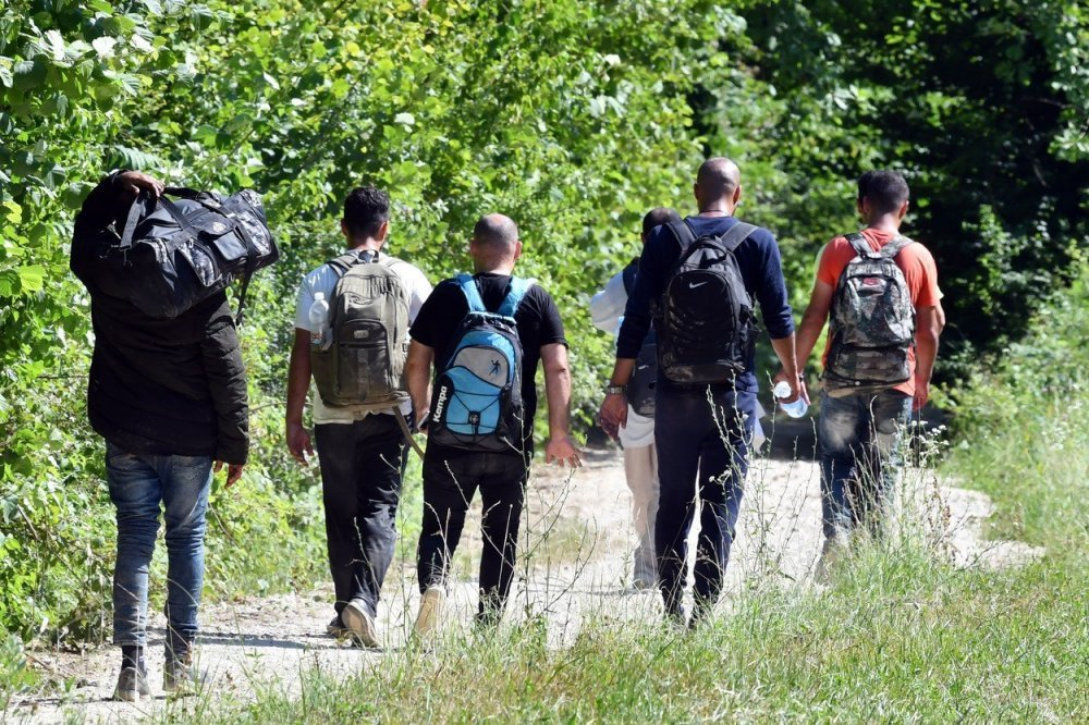 Σλοβενία: Αυξήθηκε η ροή παράνομων μεταναστών