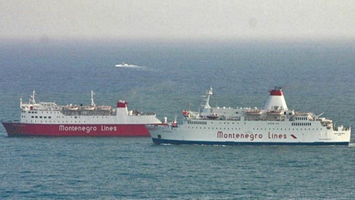 Το Μαυροβούνιο αποφάσισε την αποκατάσταση της ακτοπλοϊκής γραμμής Μπαρ – Μπάρι