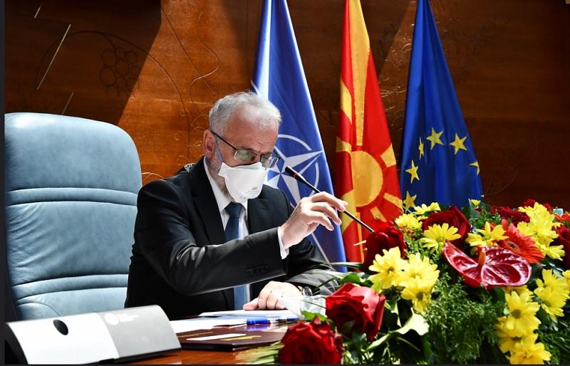 Βόρεια Μακεδονία: Ο Talat Xhaferi εξελέγη Πρόεδρος της Εθνουνέλευσης
