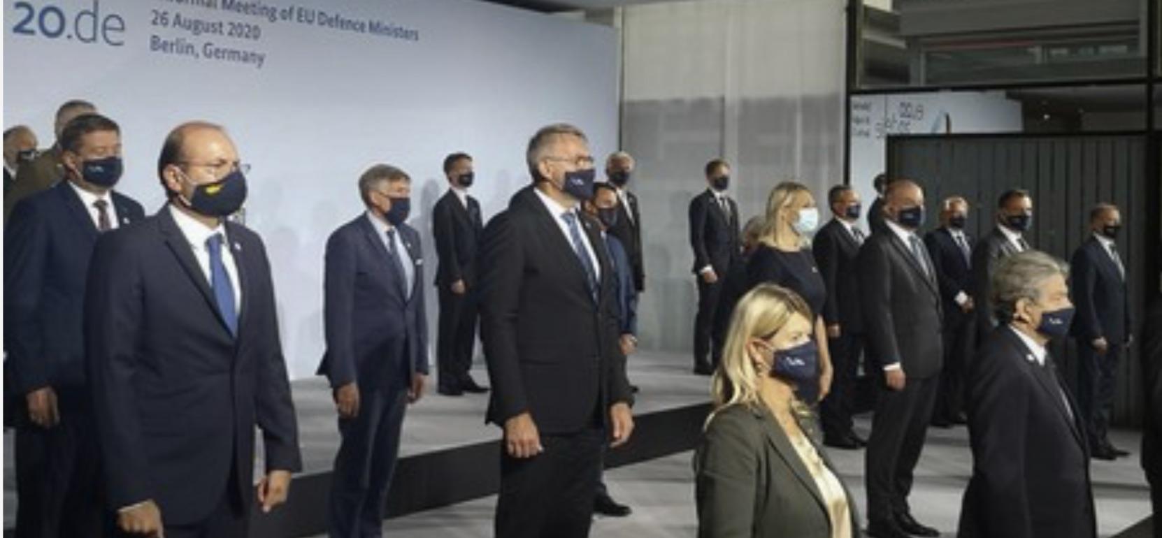 Κύπρος: Επαφές Πετρίδη με Karrenbauer και Guerini στο Βερολίνο