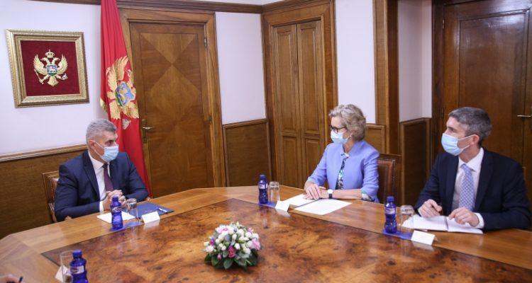 Μαυροβούνιο: Η παρουσία παρατηρητών του ΟΑΣΕ επιβεβαιώνει την εταιρική σχέση με το Μαυροβούνιο, δηλώνει ο Brajović