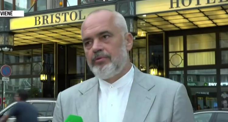 Rama: Είναι τρέλα ότι η Ελλάδα «καταπίνει» τη θάλασσα της Αλβανίας