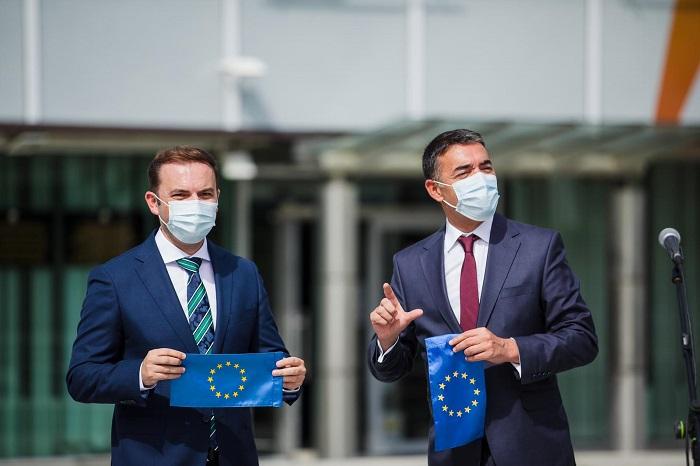 Βόρεια Μακεδονία: Τον Δεκέμβριο θα πραγματοποιηθεί η πρώτη διακυβερνητική διάσκεψη, σύμφωνα με τον Dimitrov