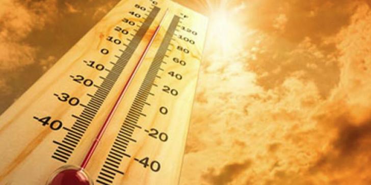 Καμίνι η Κύπρος εκδόθηκε κόκκινη προειδοποίηση για υψηλές θερμοκρασίες