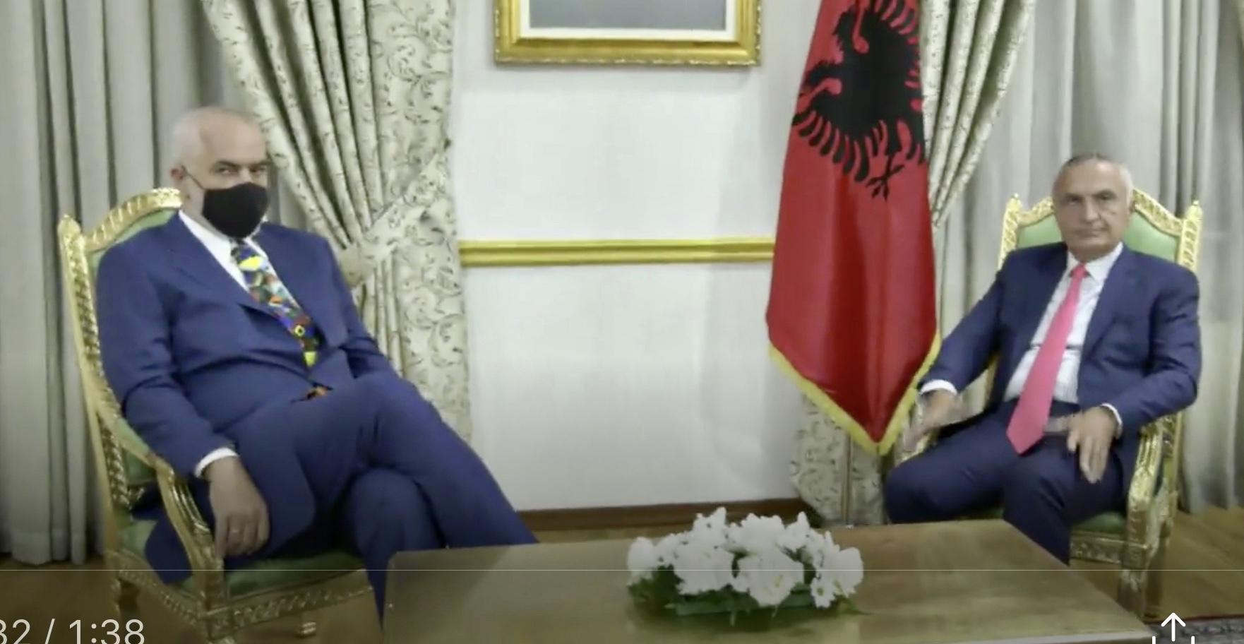 Αλβανία: Ο Meta δέχτηκε Rama και Basha για την διαβούλευση της ημερομηνίας των εκλογών