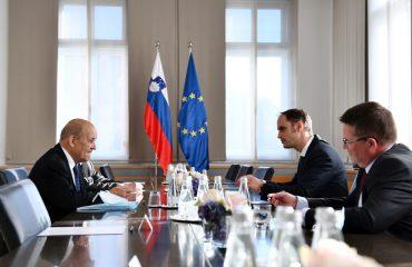 Σλοβενία: Ο Γάλλος ΥΠΕΞ πραγματοποιεί διήμερη επίσημη επίσκεψη στη Λιουμπλιάνα