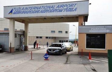 Β-Ε: Το Αεροδρόμιο της Tuzla καθιερώνει «κορωνο-τέλη»