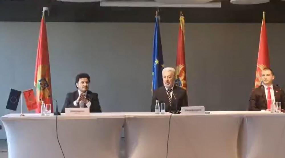 Μαυροβούνιο: Οι τρεις συνασπισμοί υπογράφουν σημαντική Συμφωνία