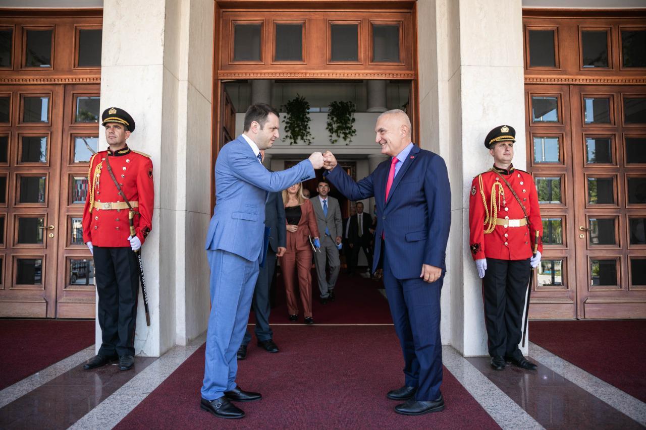 Αλβανία: Συνάντηση Meta-Selimi