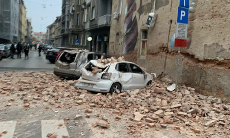 Κροατία: Ψηφίστηκε από το κοινοβούλιο ο νόμος για την ανοικοδόμηση του Ζάγκρεπ μετά το σεισμό