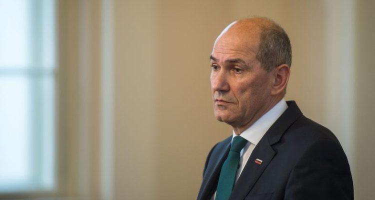 Σλοβενία: Η χώρα δεν θα ενταχθεί στις χώρες του Visegrad, λέει o Janša