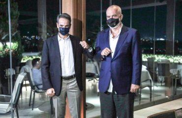 Αλβανία: Δείπνο παρέθεσε στον Αλβανό Πρωθυπουργό ο Έλληνας ομόλογος του