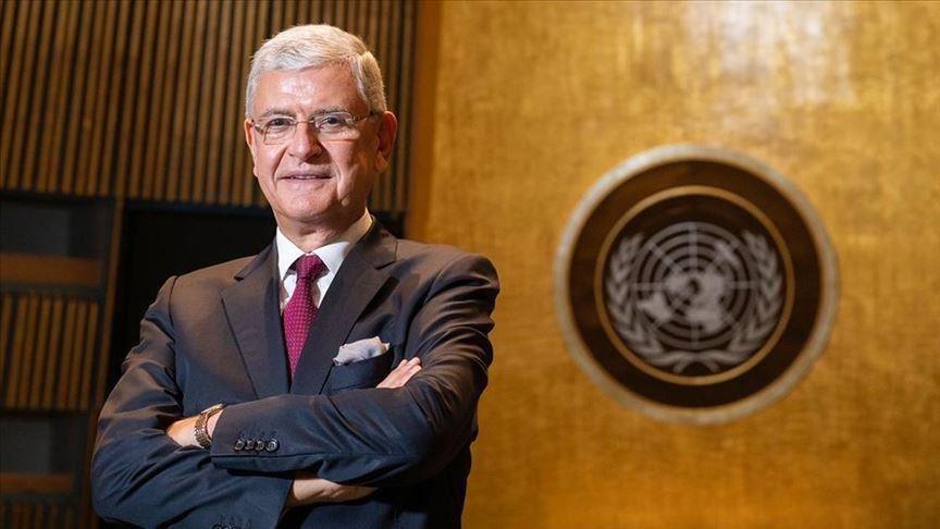 Τουρκία: Ανέλαβε επίσημα την Προεδρία της 75ης Γενικής Συνέλευσης του ΟΗΕ ο Bozkir