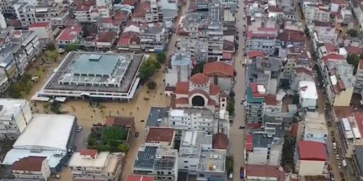 Ελλάδα: Τρεις νεκρούς και ανυπολόγιστες καταστροφές άφησε στο πέρασμα του ο κυκλώνας «Ιανός»