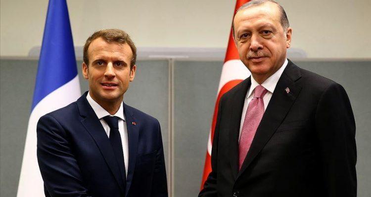 Ο Macron θέλει να συναντηθεί με τον Erdoğan στη Σύνοδο Κορυφής του NATO
