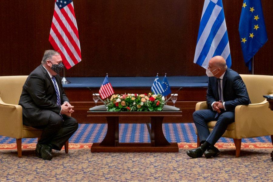 Κοινή Δήλωση για την Υψηλού Επιπέδου Ανασκόπηση του Στρατηγικού Διαλόγου Ελλάδας-ΗΠΑ