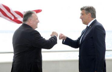 Κροατία: Λύση στο ζήτημα των θεωρήσεων υποσχέθηκε ο Pompeo από το Dubrovnik