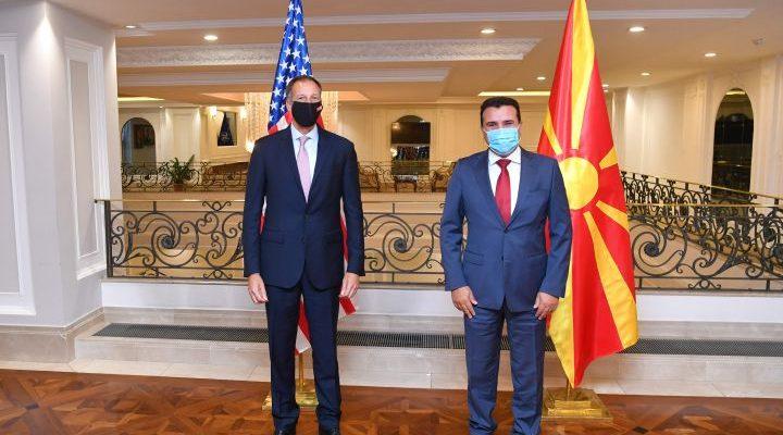 Zaev: Από την απομόνωση σε ενεργειακός κόμβος η Βόρεια Μακεδονία