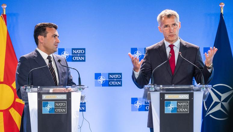 Βόρεια Μακεδονία: Αύξηση στον ετήσιο αμυντικό προϋπολογισμό κατά 0,2% ανακοίνωσε ο Zaev