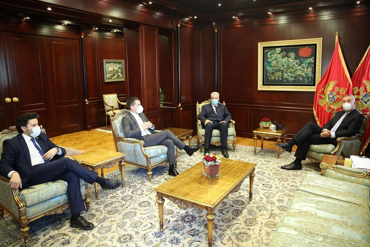 Μαυροβούνιο: Ο Đukanović πρότεινε τον Krivokapić για εντολοδόχο πρωθυπουργό