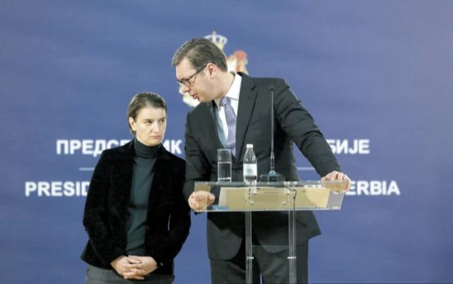 Σερβία: Αύριο θα ανακοινώσει την νέα Κυβέρνηση η Brnabić