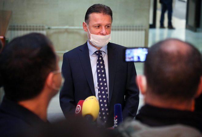 Κροατία: Έκκληση για αποκλιμάκωση των εντάσεων από τον Jandroković