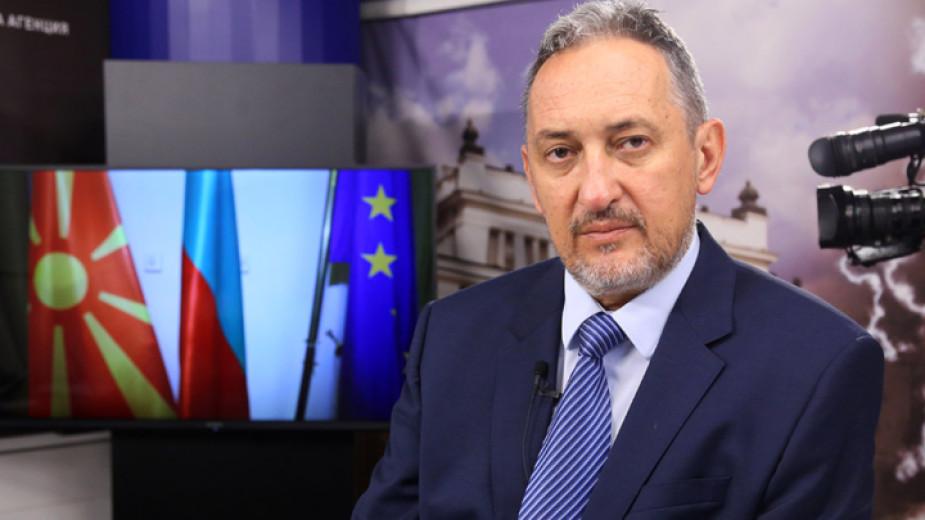 Georgievski: Χαμένοι στην μετάφραση Βόρεια Μακεδονία και Βουλγαρία
