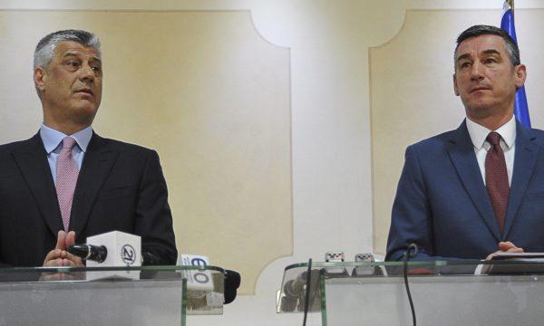 Κοσσυφοπέδιο: Υπάρχει δυνατότητα να μην ανακοινωθεί η απόφαση για Thaçi και Veseli
