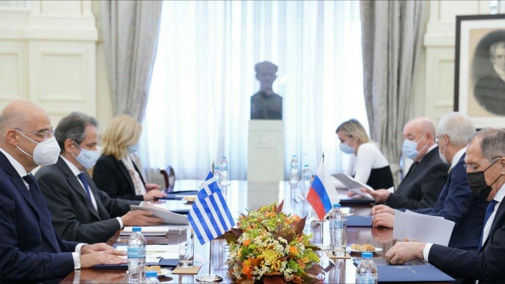 Ελλάδα: Θετικός ο Lavrov στην επέκταση των χωρικών υδάτων στα 12 νμ, αλλά με τήρηση της κοινής λογικής και τις γεωγραφικές ιδιαιτερότητες