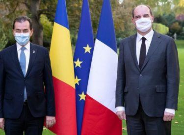 Ρουμανία: Υπογράφηκε η επικαιροποίηση της Στρατηγικής Εταιρικής Σχέσης με τη Γαλλία από τους Orban Castex
