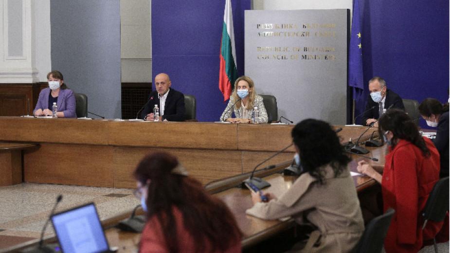 Βουλγαρία: Το προσχέδιο του προϋπολογισμού συμμορφώνεται με την πανδημία