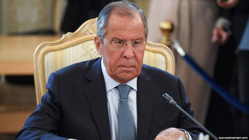 Ακύρωση της επίσκεψης Lavrov στη Β-Ε