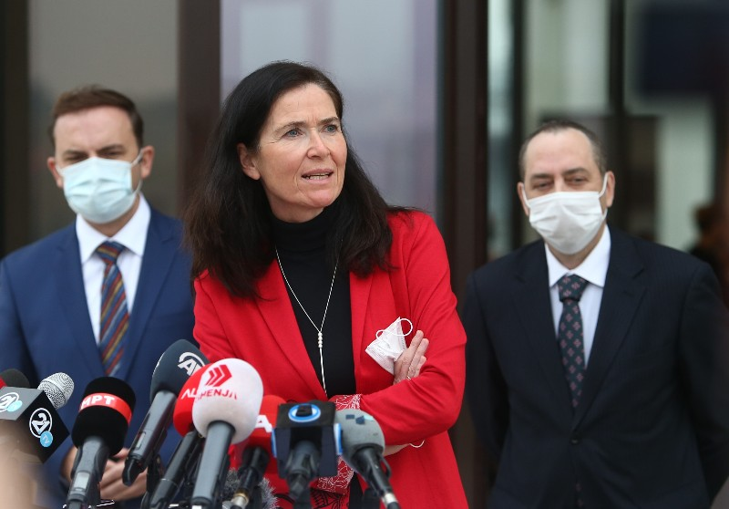 Holstein: Η έναρξη διαπραγματεύσεων με τη Βόρεια Μακεδονία είναι προς το συμφέρον όλων