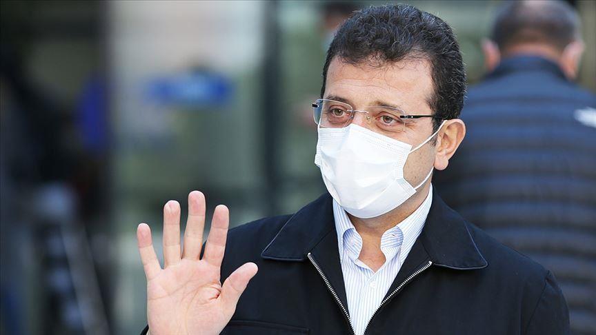 Τουρκία: Ο δήμαρχος της Κωνσταντινούπολης εξήλθε από το νοσοκομείο μετά από 10ήμερη θεραπεία για COVID-19