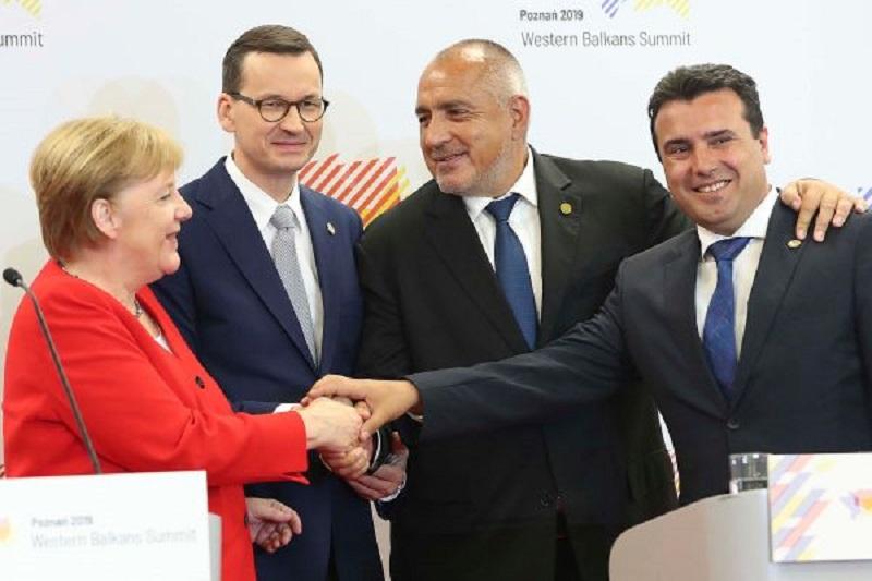 Σε αποστολή διαμεσολάβησης το Βερολίνο για Σκόπια και Σόφια