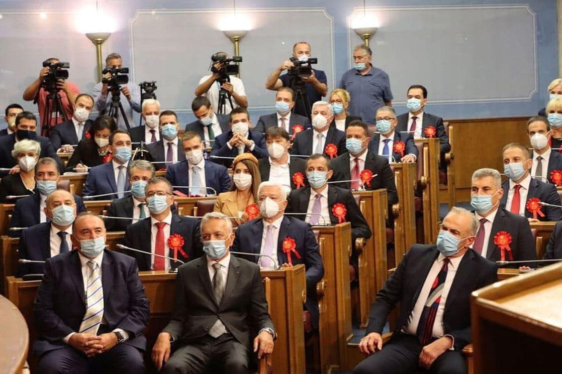 Μαυροβούνιο: Εμπόδια στο σχηματισμό της νέας κυβέρνησης λόγο COVID-19