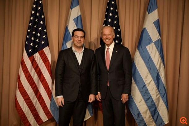 Ελλάδα: Συγχαρητήρια επιστολή Τσίπρα στον Biden