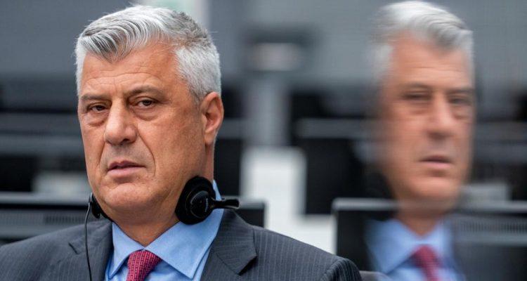 Κοσσυφοπέδιο: Αβάσιμες έκρινε τις κατηγορίες ο Thaci δηλώνοντας αθώος