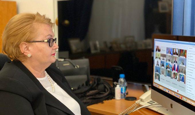 Β-Ε: Υπέγραψε το έγγραφο της Διαδικασίας του Βερολίνου η Turković