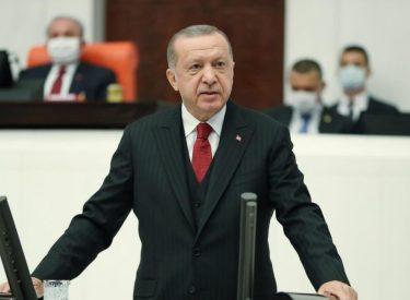 Τουρκία: Ενεργοποιούμε τις δυνατότητές μας σε διάφορους τομείς δήλωσε ο Erdogan