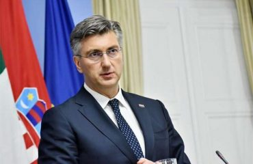 Ο Plenković αναμένει από την Κροατία να ενταχθεί στην Ευρωζώνη το 2023