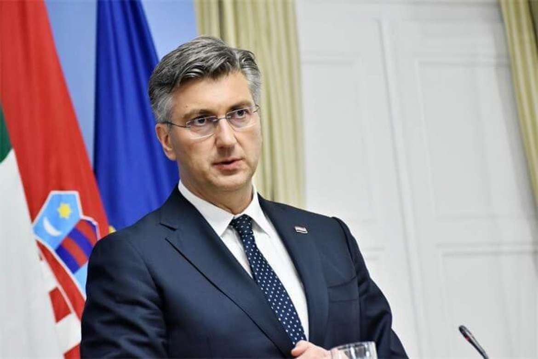 Κροατία: Ο Plenković κατέθεσε την πρόταση εθνικής αναπτυξιακής στρατηγικής έως το 2030