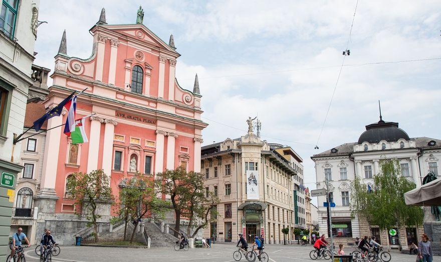 Σε σχεδόν ολικό lockdown η Σλοβενία