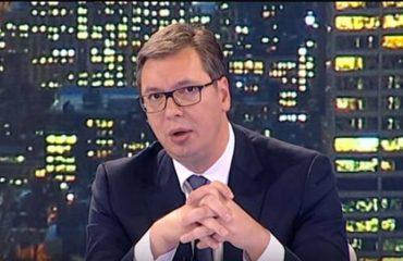 Vučić: Θα προσπαθήσουμε να έχουμε το εμβόλιο μέχρι το τέλος του έτους