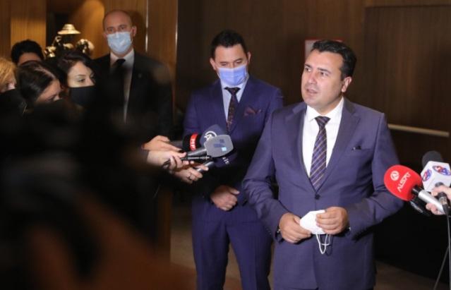 Zaev: Δεν απέχουμε πολύ από μια συμφωνία με τη Βουλγαρία