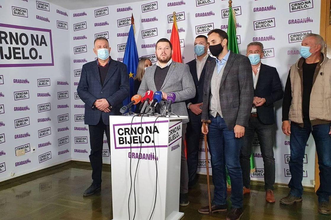 Μαυροβούνιο: Ο Abazović δέχεται απειλές από τοπική συμμορία, καταγγέλει το URA