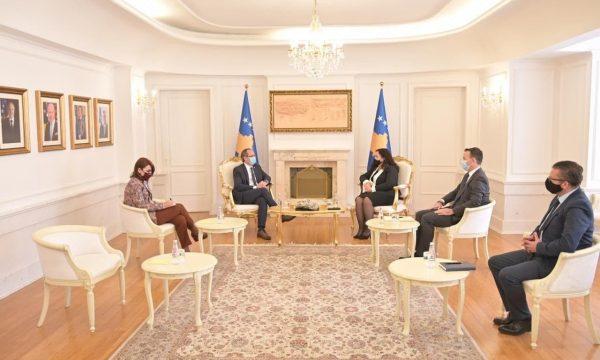Κοσσυφοπέδιο: Ακόμα δεν έχουν πληρωθεί οι κενές θέσεις πρεσβευτών, παρά το αίτημα Osmani