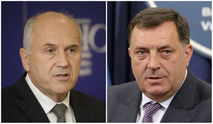 Β-Ε: Πρωτοφανείς εξαγγελίες Čović και Dodik στο Συμβούλιο Ασφαλείας του ΟΗΕ